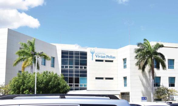 Rediseño de la Identidad gráfica Hospital Vivian Pellas
